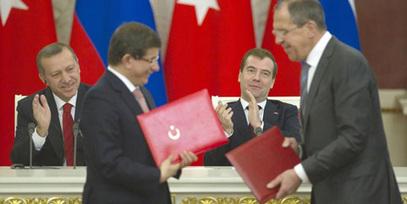 WSJ: Турска неће послушати ЕУ да не повећа извоз хране у Русију