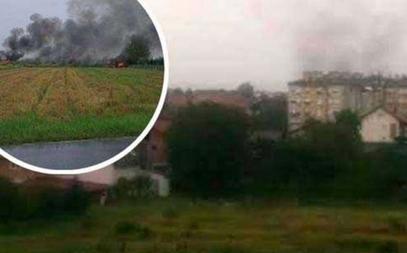 Срушио се МиГ 21 код Велике Горице
