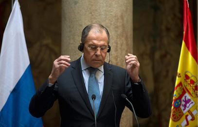 Шеф руске дипломатије