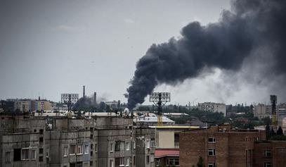 Југославија и Украјина: рат за ресурсе, рат против Русије / © Photo: RIA Novosti/Валерий Мельников