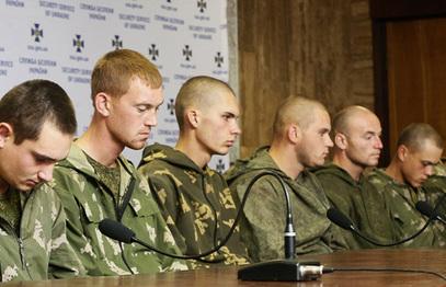 Украјина ослободила сву десеторицу руских војника