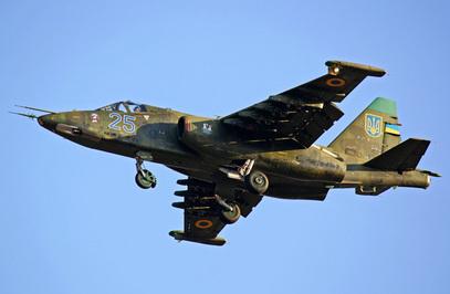 Оборен још један украјински Су-25