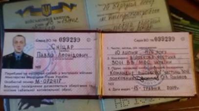 Армија ДНР се домогла досијеа војника и официра украјинске јединице А-0224