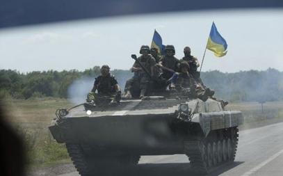 Украјина:На истоку убијено 3.500 војника