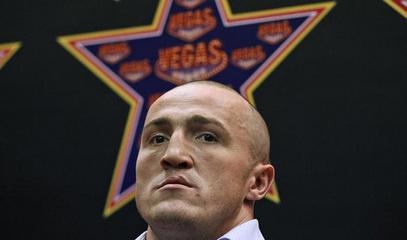 Руски боксерски шампион Денис Лебедев