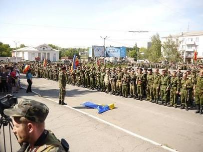 Данас се у Новорусији обележава 71. годишњица ослобођења Доњецке и Луганске области