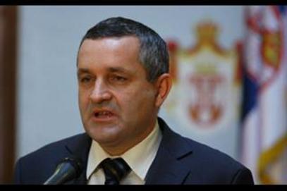 Председник Kоалициjе удружења избеглица Mиодраг Линта
