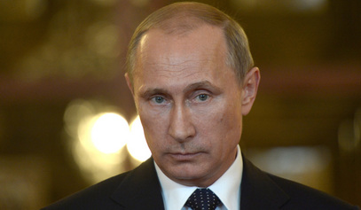 Председник РФ Владимир Путин / © Фото: РИА Новости/Aleksey Nikolskyi