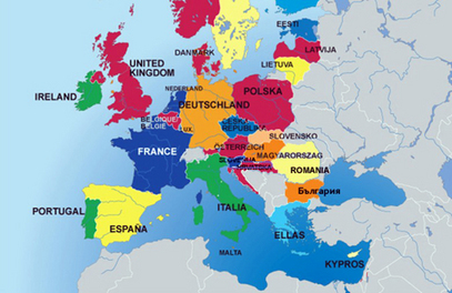 Европска комисија - тобоже грешком - Војводину припојила Хрватској