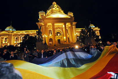 Политички хомосексуализам постаје владајућа идеологија у Србији