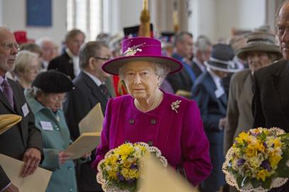 Британска краљица Елизабета II