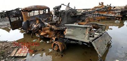 Украјинци доживели тежак пораз код Мариновке