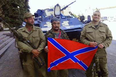 Армија Новоросије убрзано ослобађа територију од окупатора