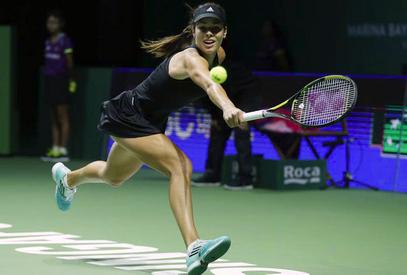 Најбоља српска тенисерка Ана Ивановић