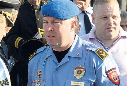Генерал полиције др Братислав Дикић