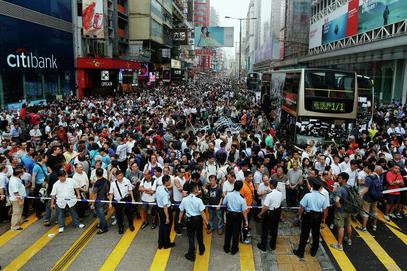"У Хонгконгу се сукобили ""Американци"" и ""Кинези"""