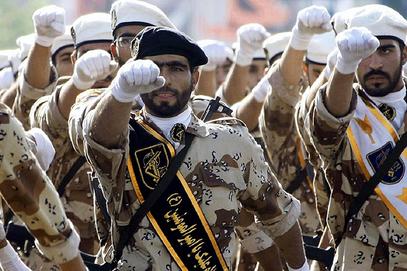 Иранска револуционарна гарда