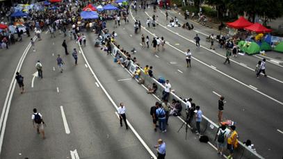 Кина успешно гуши обојену револуцију у Хонгконгу и без тенкова