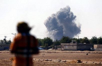 Курди тврде да су избацили Исламску државу из града Кобани