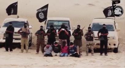 """Египатски исламисти обезглавили тројицу """"агената Мосада"""""""