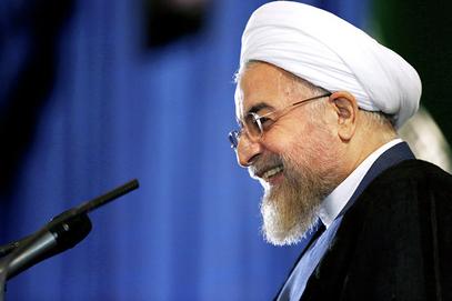 Ирански председник Хасан Рохани