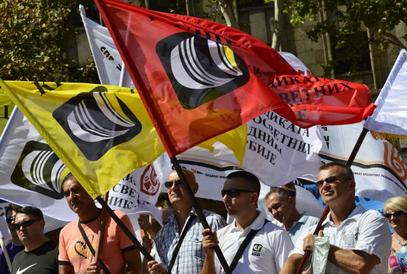 Штрајк просветних радника