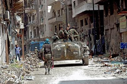Сисијска армија уништила североисточни штаб Исламске државе