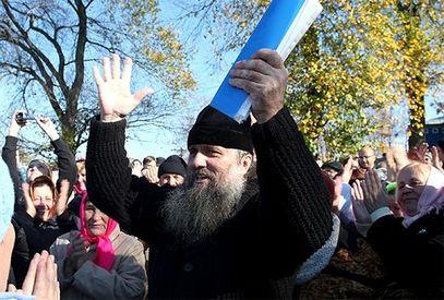 Украјински православци одбранили своју цркву у Черкаској области