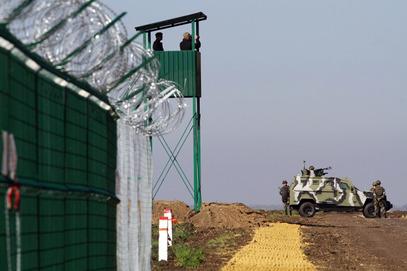 Кијев признао да не контролише 409 километара границе са Русијом