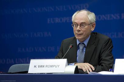 Одлазећи председник Европског савета Херман ван Ромпеј