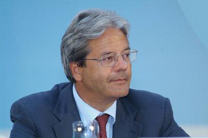 ШЕФ италијанске дипломатије Паоло Ђентилони