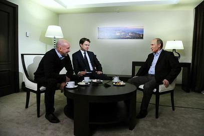 Председник Русије у разговору са новинарима агенције ТАСС