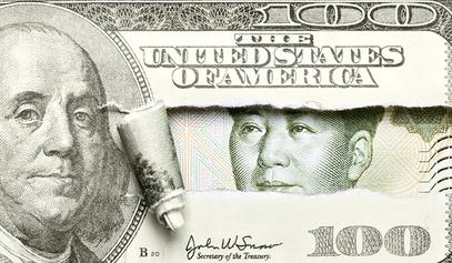 Долар или Јуан? / © Фото: Фотолиа/Роман Сигаев