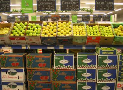 БиХ сто пута повећала извоз јабука у Русију – следи забрана?