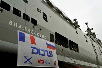 """Француска би могла Русији предати први """"мистрал"""" 27. новембра"""