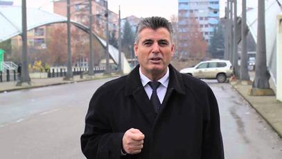 Градоначелник општине Јужна Митровица, Агим Бахтири