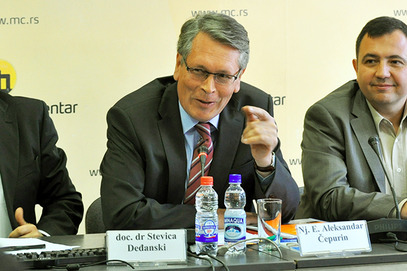 Амбасадор Руске Федерације у Београду Александар Чепурин