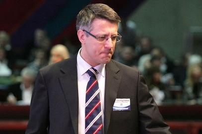 Александар Поповић, члан руководства ДСС-а
