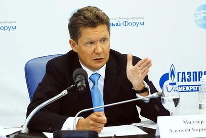 Шеф Газпрома Алексеј Милер