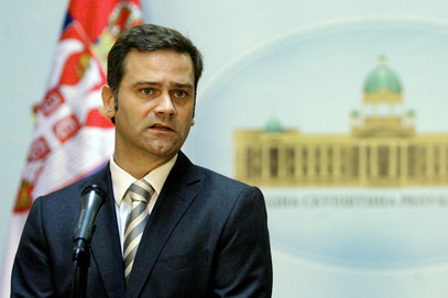 Шеф посланичке групе ДС Борислав Стефановић