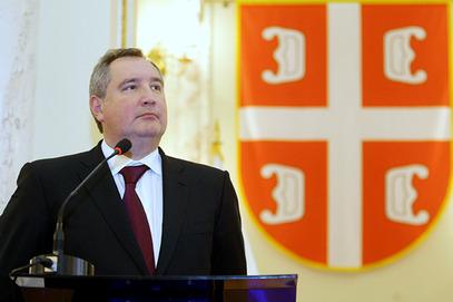 Потпредседник руске владе Дмитриј Рогозин