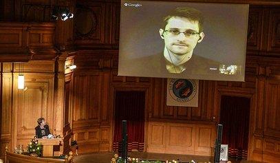 Едвард Сноуден / © Фото: Ројтерс/Pontus Lundahl /TT News Agency