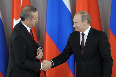 Турски и руски председник