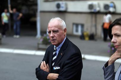 Немачки амбасадор у Београду Хаjнц Вилхелм