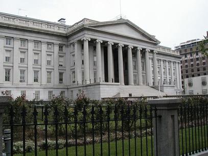 Министарство финансија САД