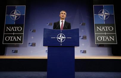ГЕНЕРАЛНИ секретар НАТО Јенс Столетенберг
