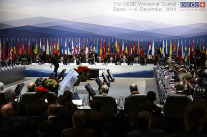 Седница Савета министара иностраних послова ОЕБС