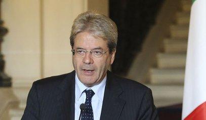 Министар спољних послова Италије Паоло Ђентилони. / © Фото: АП/Remy de la Mauviniere