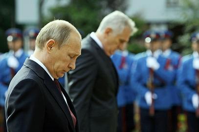 Путин и Николић