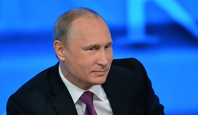 Владимир Путин / © Фото: РИА Новости/Владимир Астапкович